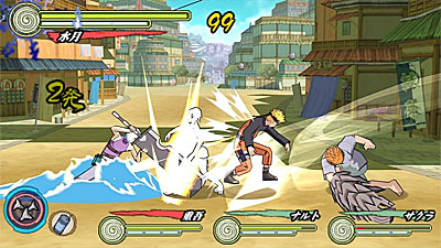 download save data game naruto ninja heroes ppsspp