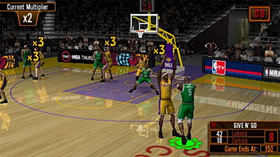 NBA 09 The Inside screenshot