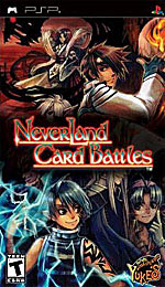 Neverland Card Battles box art