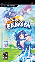 PANGYA: Fantasy Golf box art