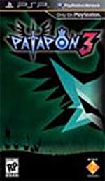 Patapon 3 box art