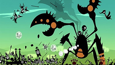 Patapon screenshot