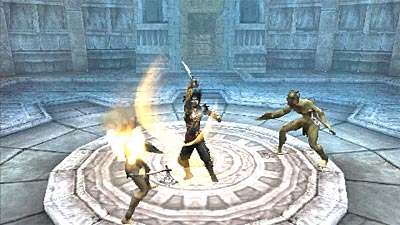 Prince of Persia: Rival Swords screenshot