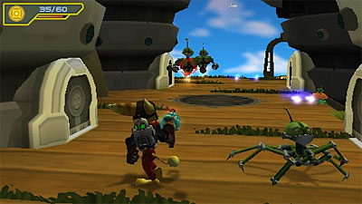 Ratchet and Clank: Size Matters screenshot