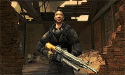 Resistance: Retribution screenshot