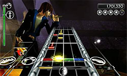 Rock Band: Unplugged screenshot