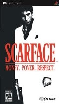 Scarface: Money. Power. Respect. box art
