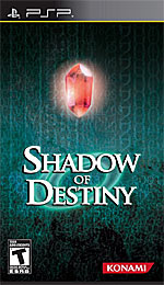 Shadow of Destiny box art