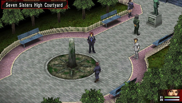 Shin Megami Tensei: Persona 2: Innocent Sin Screenshot