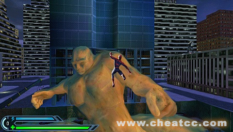 Spider-Man 3 Review for the PlayStation Portable (PSP)