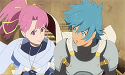 Star Ocean: First Departure screenshot