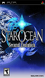 Star Ocean: Second Evolution box art