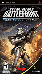 Star Wars Battlefront: Elite Squadron box art