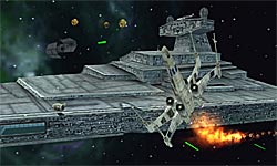 Star Wars Battlefront: Renegade Squadron screenshot