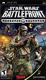 Star Wars Battlefront: Renegade Squadron box art