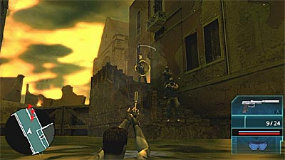 Syphon Filter: Logan's Shadow screenshot
