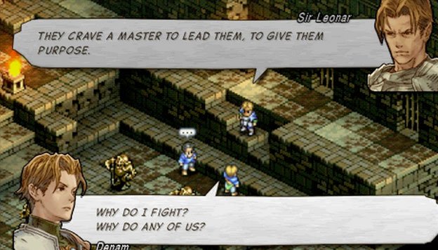 Tactics Ogre: Let Us Cling Together Review for PlayStation