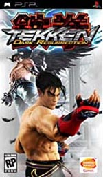 Tekken: Dark Resurrection box art