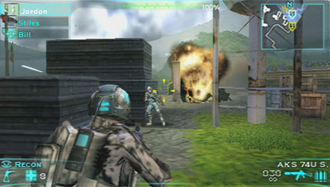 Tom Clancy's Ghost Recon Predator Screenshot