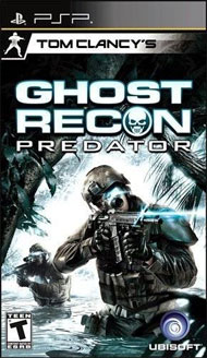 Tom Clancy's Ghost Recon Predator Box Art