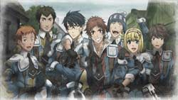 Valkyria Chronicles II screenshot