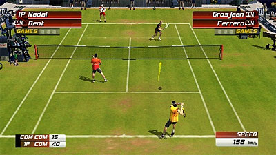 Virtua Tennis 3 screenshot