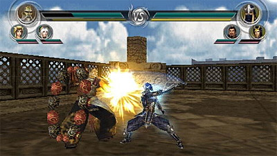 Warriors Orochi 2 screenshot