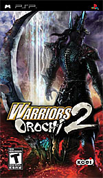 Warriors Orochi 2 box art