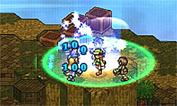 Wild ARMs XF screenshot