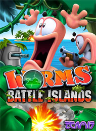 Worms: Battle Islands Box Art