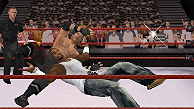 WWE SmackDown! vs. Raw 2009 screenshot