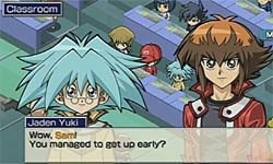 Yu-Gi-Oh! Tag Force 2 screenshot