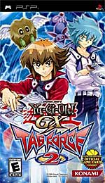 Yu-Gi-Oh! Tag Force 2 box art
