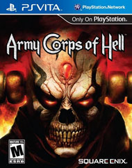 Army Corps of Hell Box Art