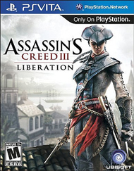 Assassin's Creed III: Liberation Box Art