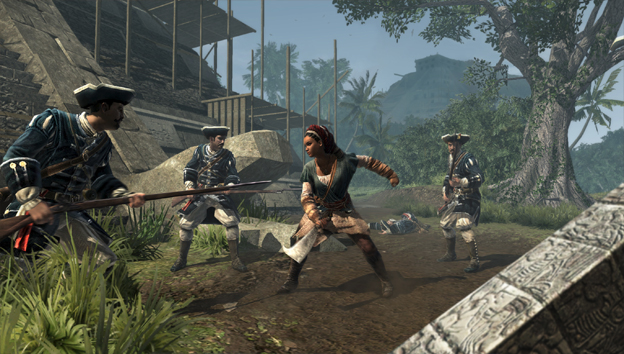 Assassin's Creed III: Liberation Screenshot