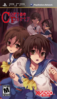 Corpse Party: Book of Shadows Box Art