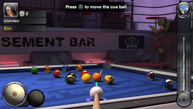 Hustle Kings Screenshot