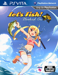 Let's Fish! Hooked On Box Art