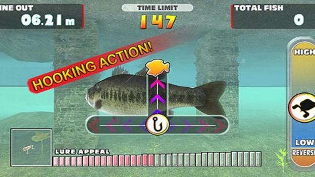 Let's Fish! Hooked On Screenshot