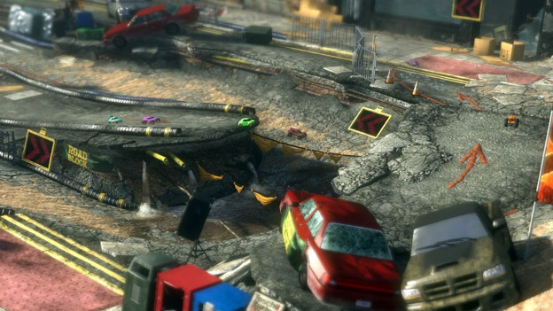 MotorStorm RC Screenshot