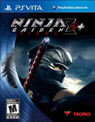 Ninja Gaiden Sigma 2 Plus Box Art