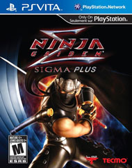 Ninja Gaiden Sigma Plus Box Art