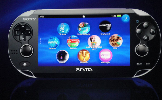 PS Vita Screenshot