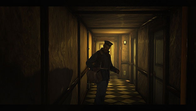 Silent Hill: Book of Memories Screenshot