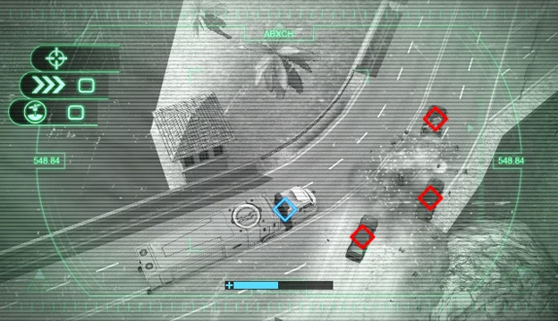 Spy Hunter Screenshot
