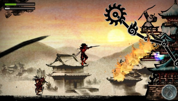 Sumioni: Demon Arts Screenshot