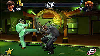 All Star Karate screenshot