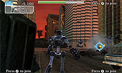Attack of the Movies 3D screenshot
