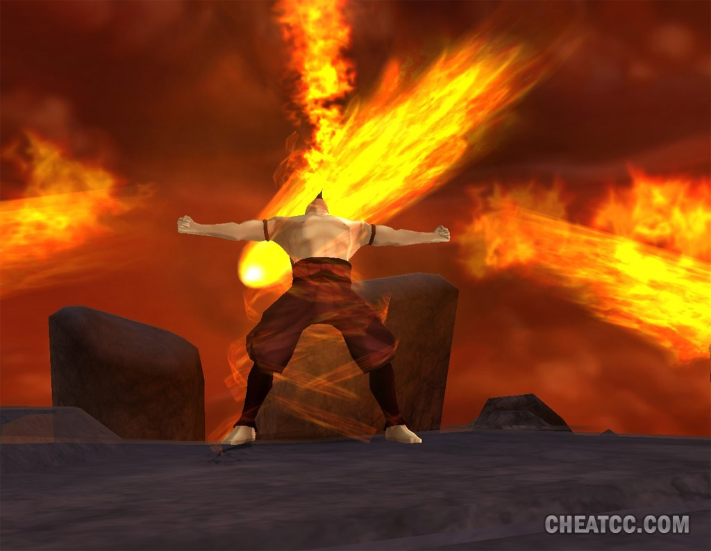 Avatar the last airbender into the inferno screenshot click to